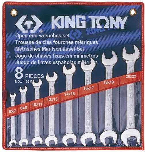 Hogy mi a kulcs a megoldáshoz? – King Tony - King Tony - villáskulcskészlet