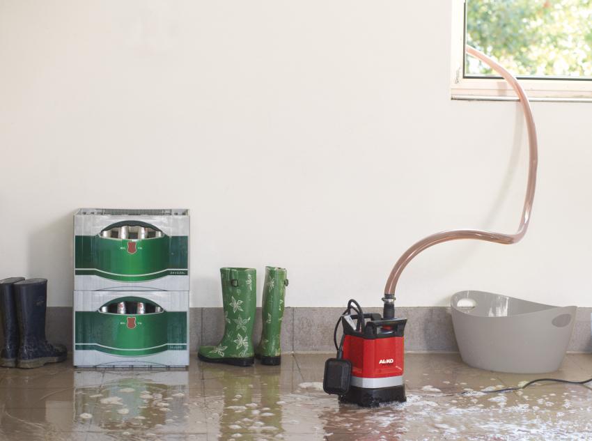 Az esővízzel ne legyen gondja! - Al-KO szivattyú