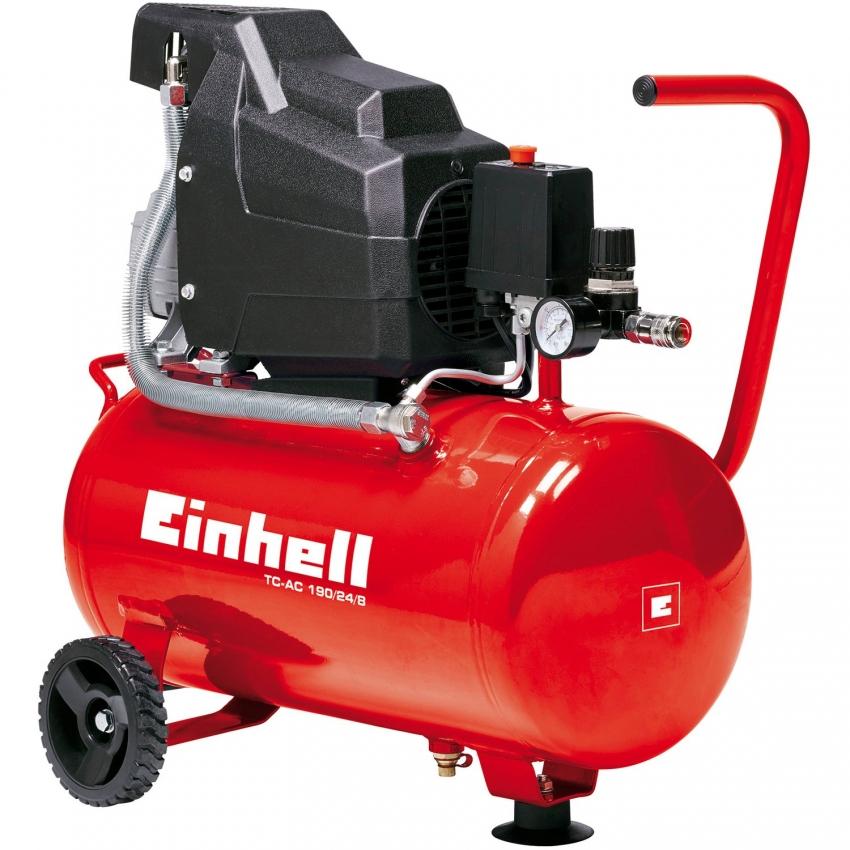 Kompresszorok – hétköznapokra és ipari használatra - Einhell TC-AC 190/24/8 kompresszor