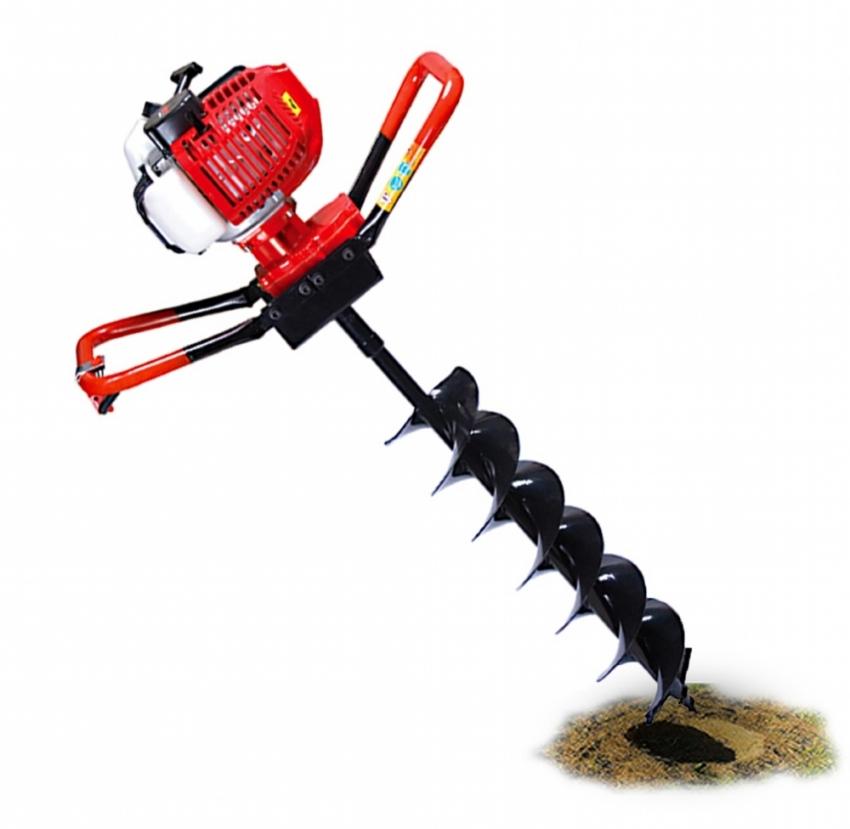 Talajfúrás ültetéshez, kerítéstelepítéshez - Talajfúró gép vásárlása és kölcsönzése